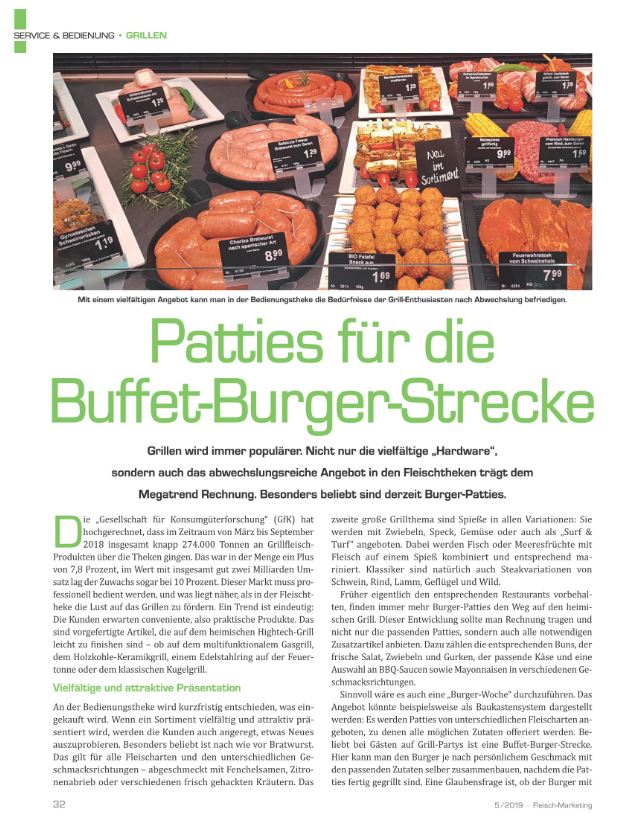 Fleisch Marketing